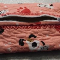 Puppy Love Tissue Holder / Small Case