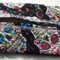 Skulls Tissue Holder / Small Case