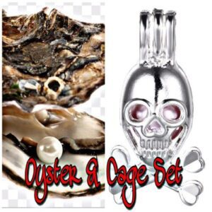 Oyster & Cage Set