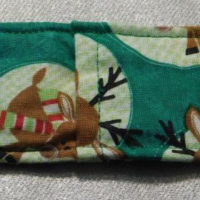 Reindeer Key Fob Holder