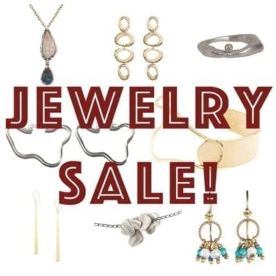 $3 Jewelry Sale & FREE Shipping