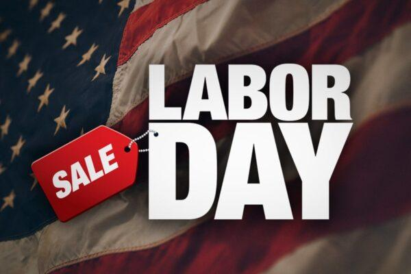 Weekend Labor Day Sale