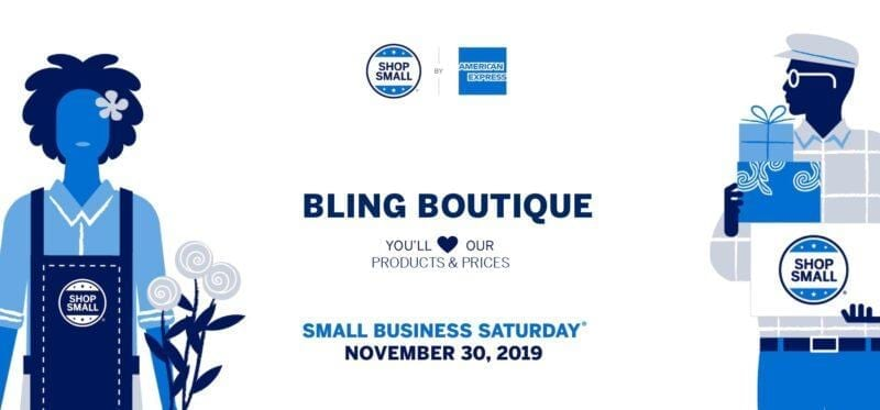 Small Business Saturday Is Today!