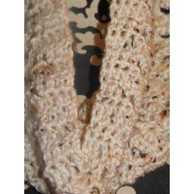 Cotton Tweed Cowl