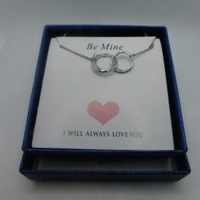 Be Mine Forever Necklace