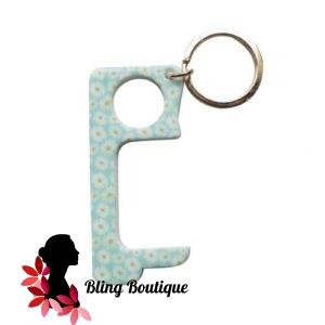 Touchless Hands-Free Door Opener Keychain – DAISIES