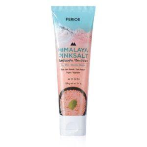 Avon Perioe Himalaya Pink Salt Toothpaste – Ice Mint Tube (0.7 oz Tube)
